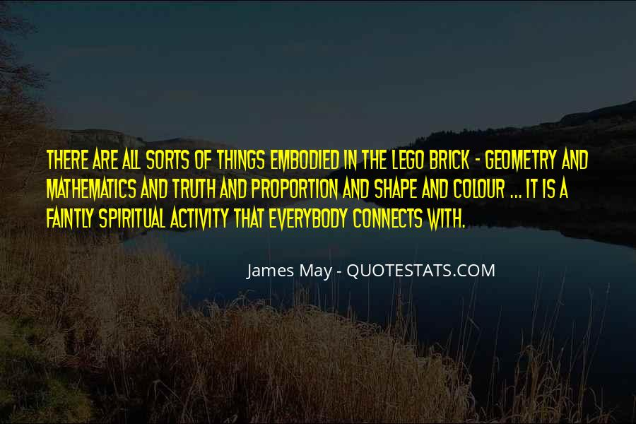 James May Quotes #1861897