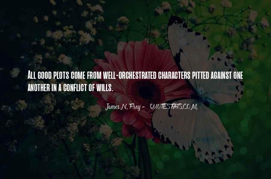 James N. Frey Quotes #1198773