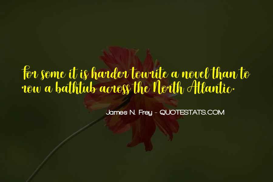 James N. Frey Quotes #265932
