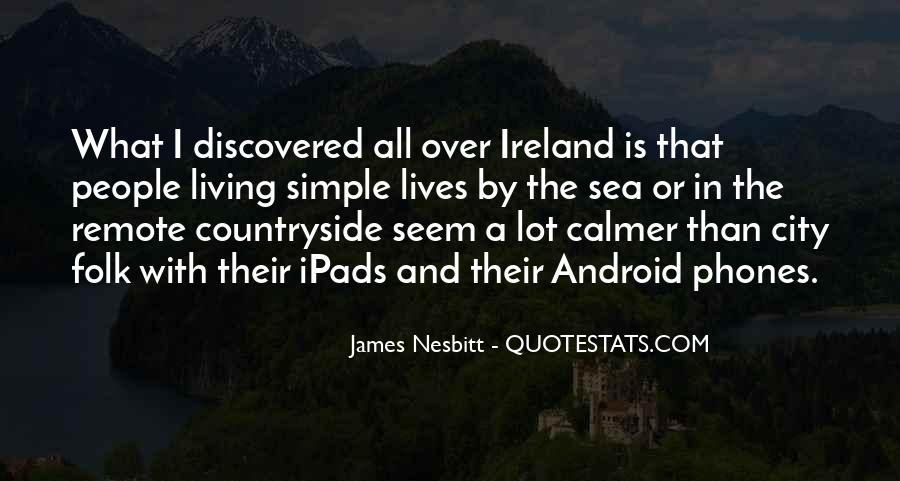 James Nesbitt Quotes #104096