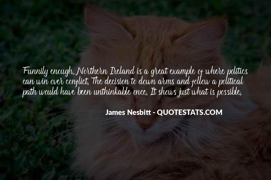 James Nesbitt Quotes #1084596
