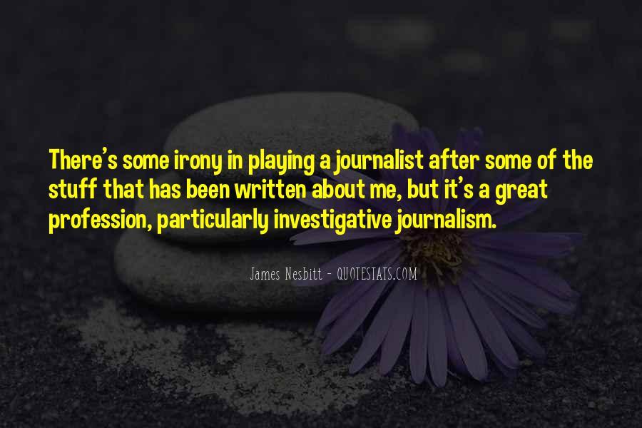 James Nesbitt Quotes #1095691