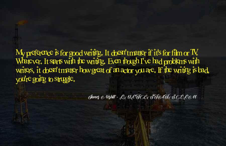 James Nesbitt Quotes #1101159