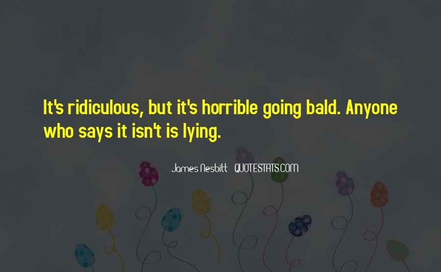 James Nesbitt Quotes #1119843