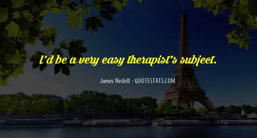 James Nesbitt Quotes #1124515