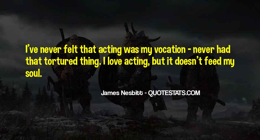 James Nesbitt Quotes #1274035