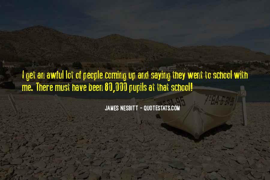 James Nesbitt Quotes #1385479