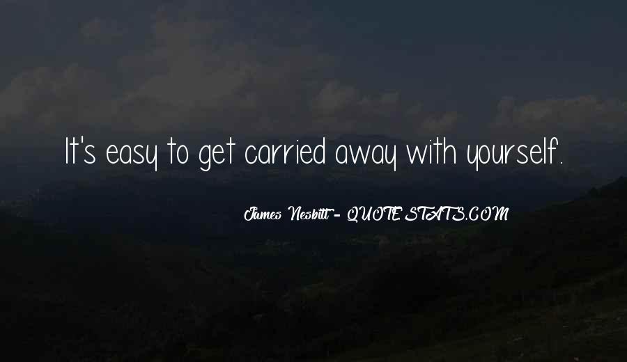 James Nesbitt Quotes #1611638