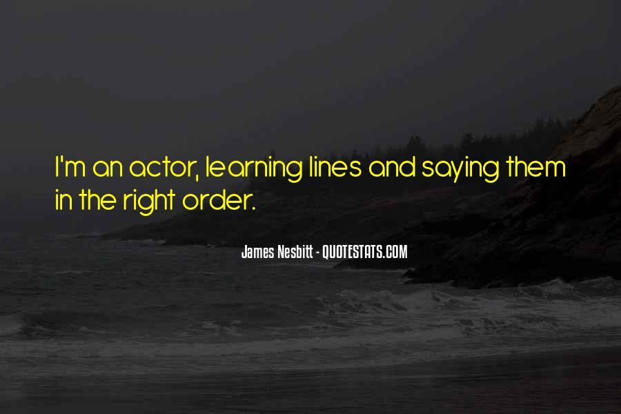 James Nesbitt Quotes #1691295