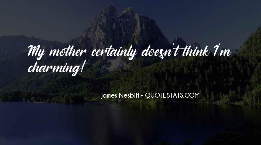 James Nesbitt Quotes #1752762