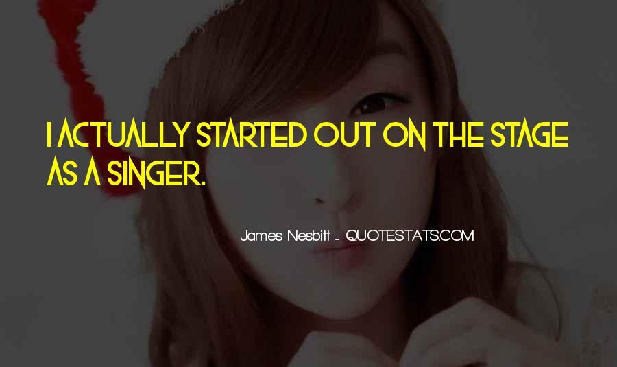 James Nesbitt Quotes #439177