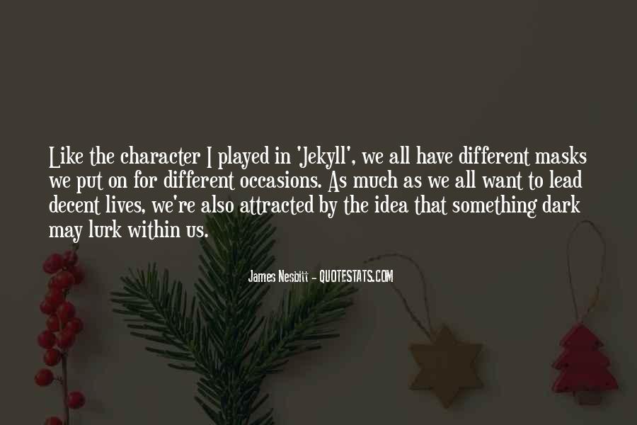 James Nesbitt Quotes #621018
