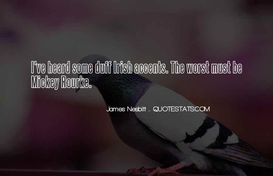 James Nesbitt Quotes #631520
