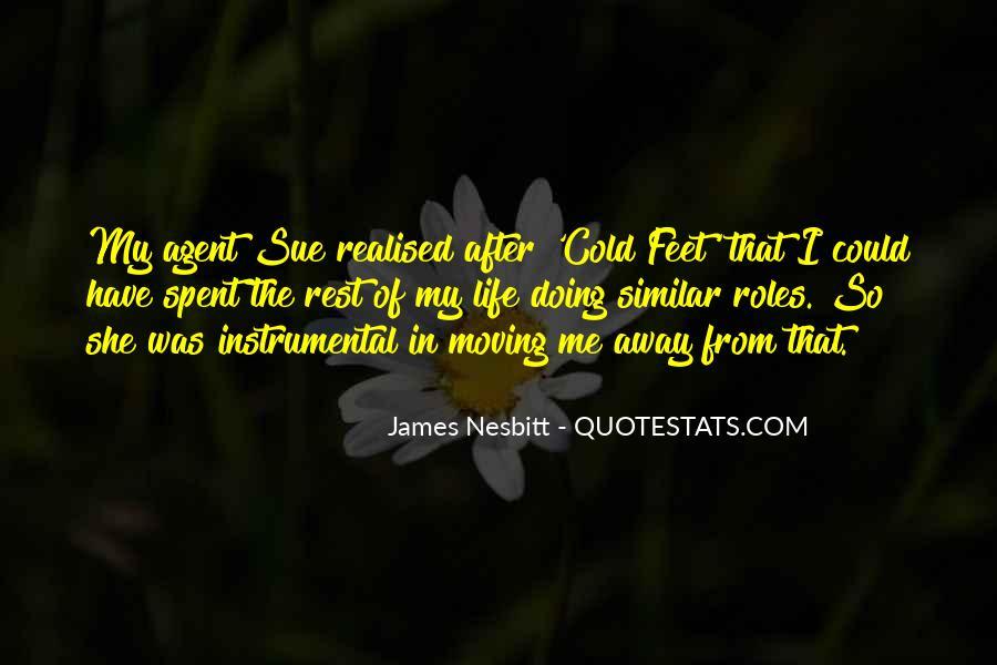 James Nesbitt Quotes #736549