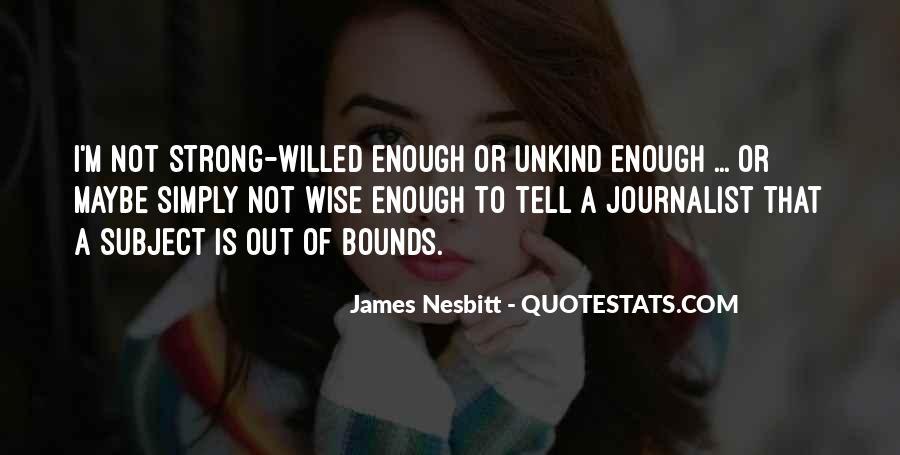 James Nesbitt Quotes #788328