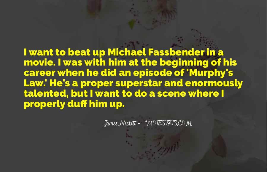 James Nesbitt Quotes #895047
