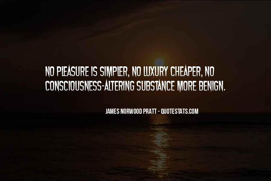 James Norwood Pratt Quotes #522547