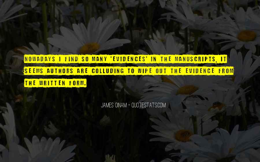 James Oinam Quotes #1364649