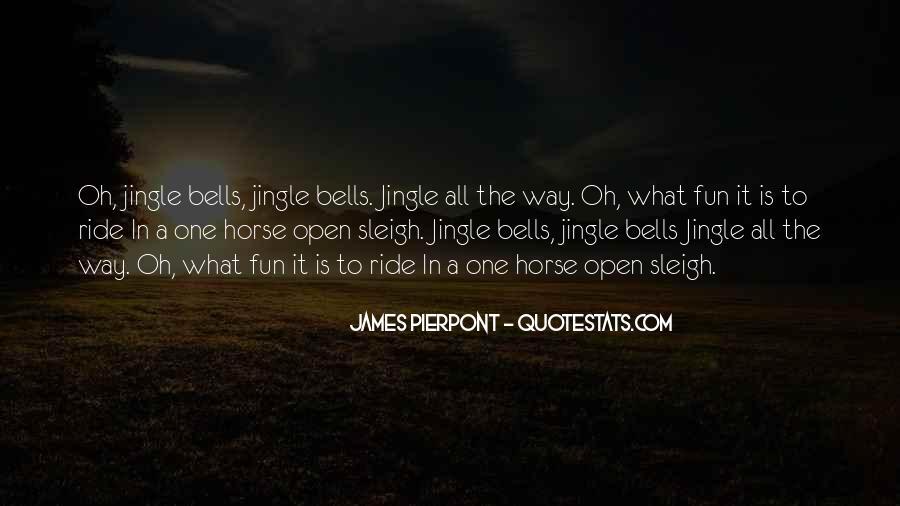 James Pierpont Quotes #871871