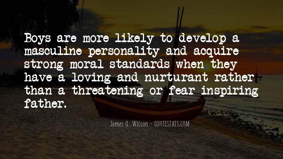 James Q. Wilson Quotes #226526