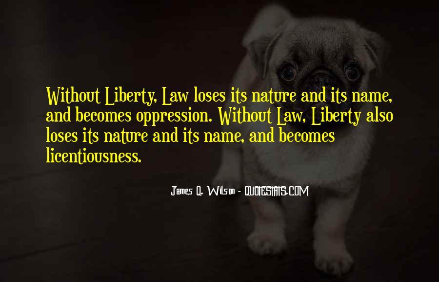 James Q. Wilson Quotes #313953