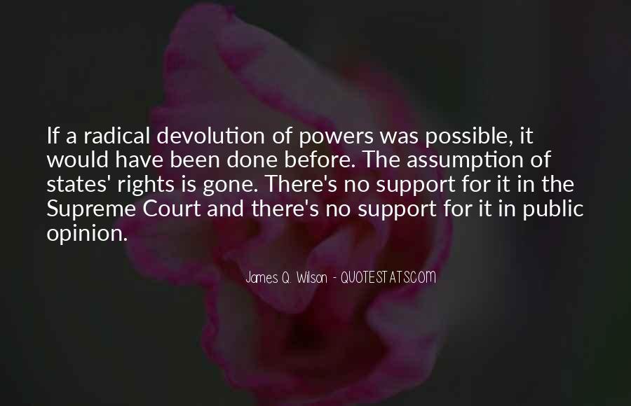 James Q. Wilson Quotes #696876