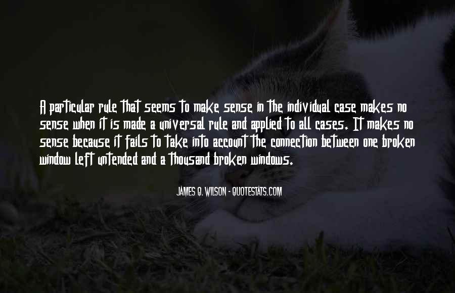 James Q. Wilson Quotes #716808