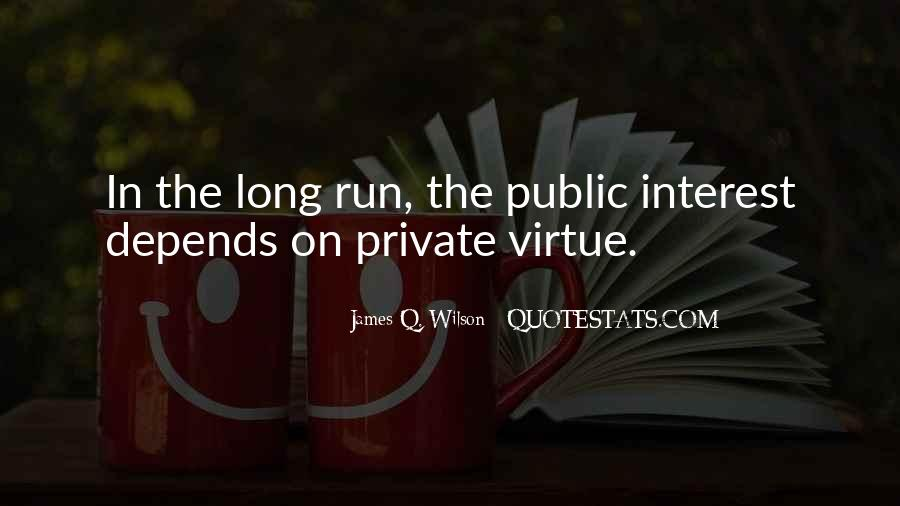 James Q. Wilson Quotes #78966