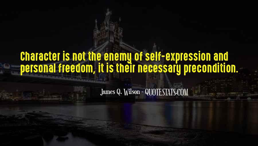 James Q. Wilson Quotes #813497