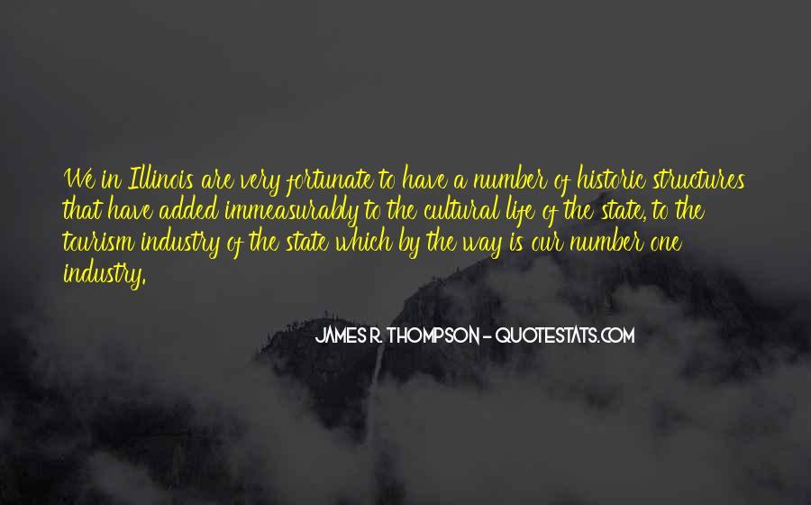James R. Thompson Quotes #1485870