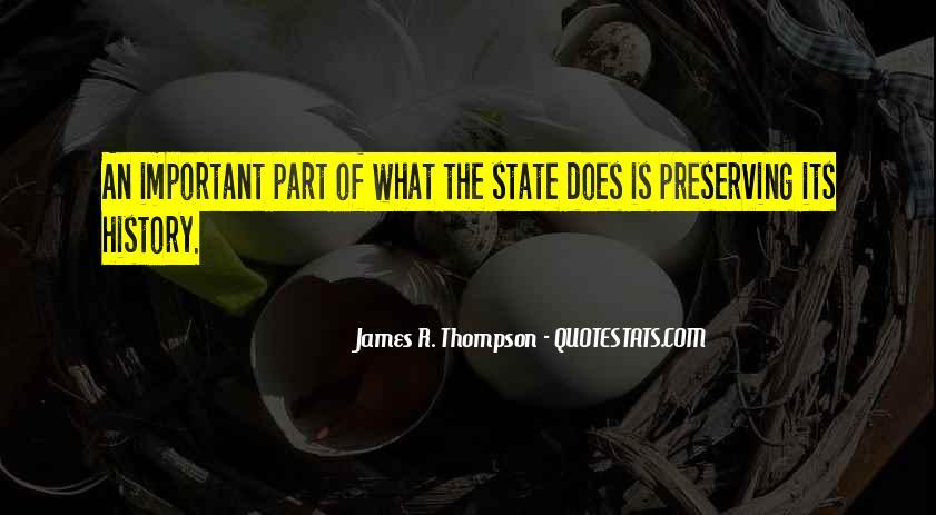 James R. Thompson Quotes #18868
