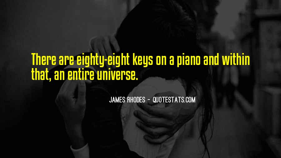 James Rhodes Quotes #1618797