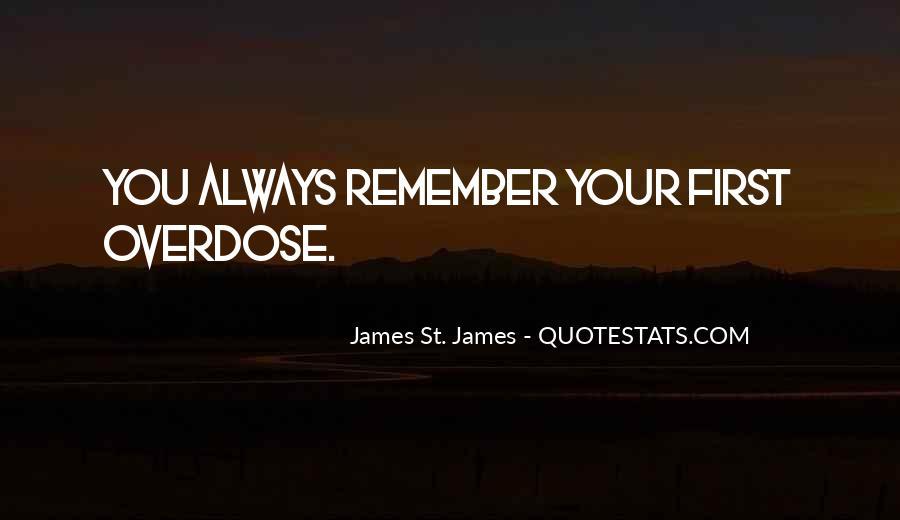 James St. James Quotes #1101626