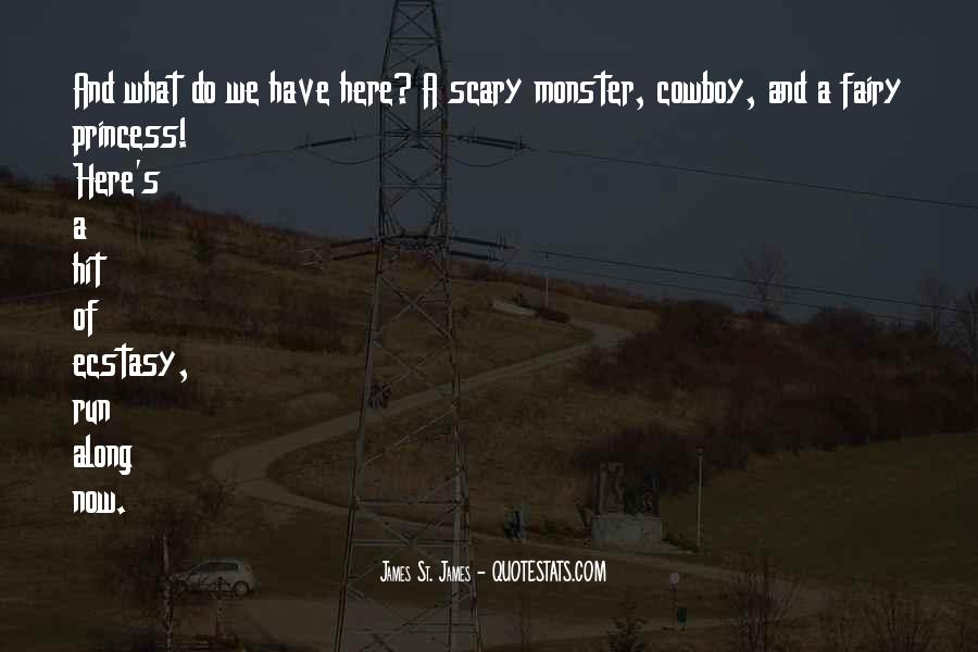 James St. James Quotes #1165020