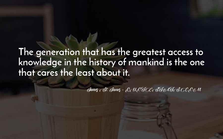 James St. James Quotes #168898