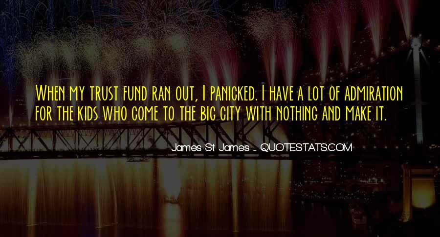 James St. James Quotes #1757329