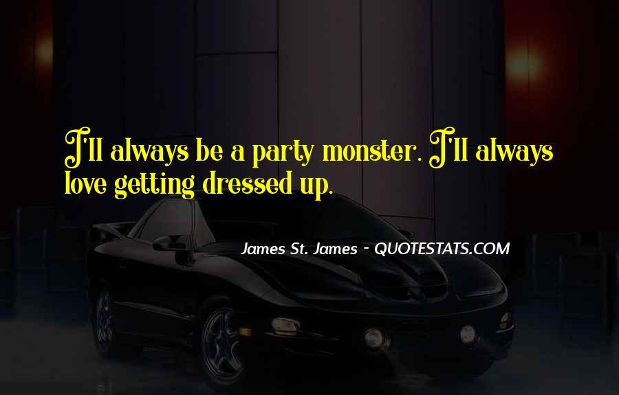James St. James Quotes #1842957