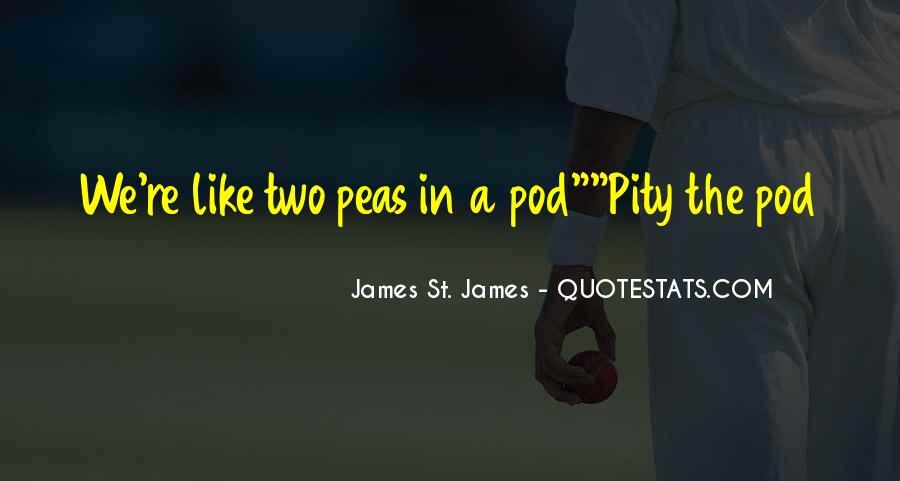 James St. James Quotes #372727