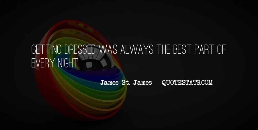 James St. James Quotes #531680