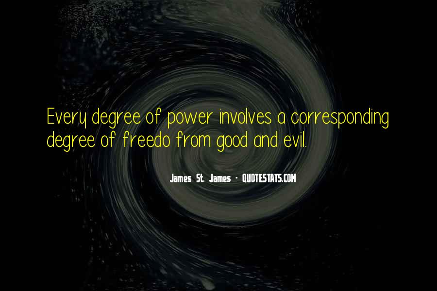 James St. James Quotes #573147