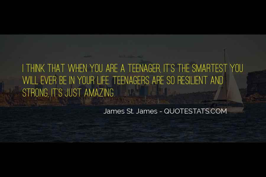 James St. James Quotes #624693