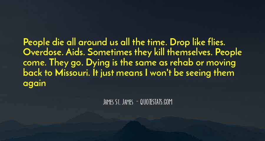 James St. James Quotes #83339