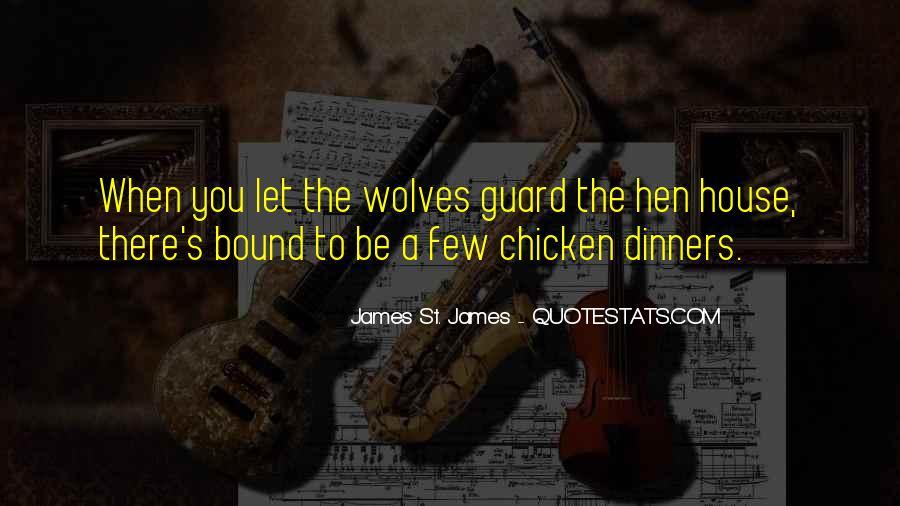 James St. James Quotes #888909