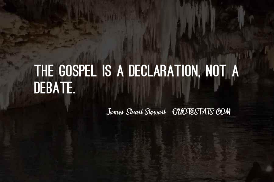 James Stuart Stewart Quotes #1159209