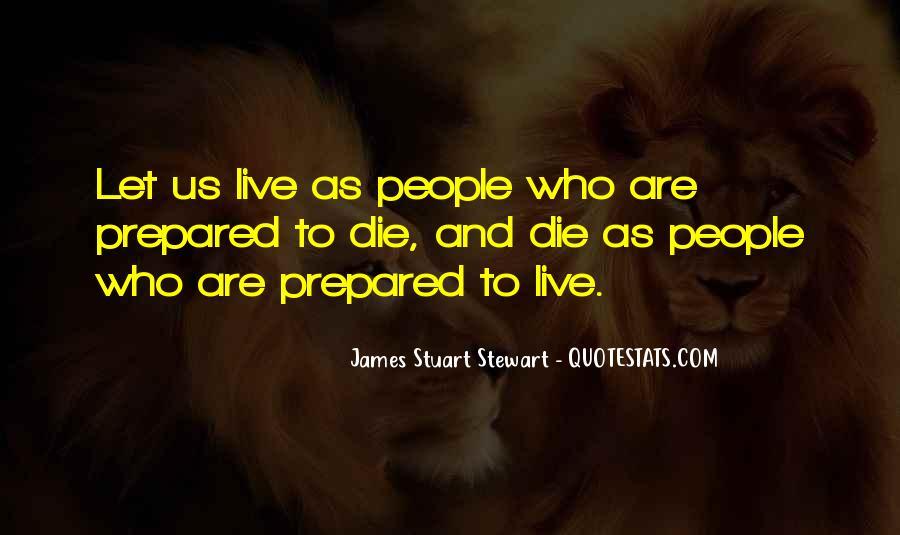 James Stuart Stewart Quotes #1464580