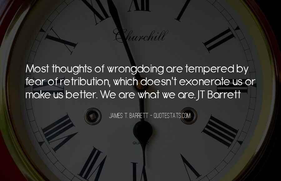 James T. Barrett Quotes #1310042