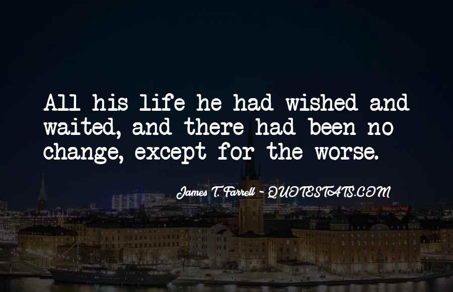 James T. Farrell Quotes #1463095