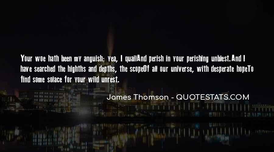 James Thomson Quotes #1442618
