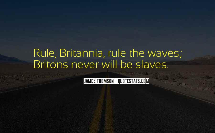 James Thomson Quotes #531809