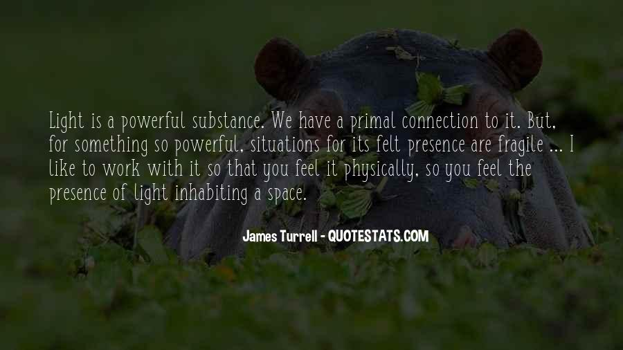 James Turrell Quotes #876440
